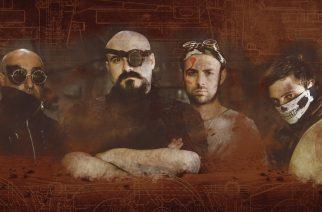 Italialaista post-apokalyptista thrashia: Revolution uusi kappale kuunneltavissa