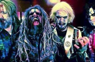 Rob Zombie sai valmiiksi tulevan albuminsa nauhoitukset