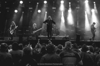 """Biff Byford: """"Saxon alkanut kirjoittaa materiaalia 'Thunderbolt'-albumin seuraajalle"""""""
