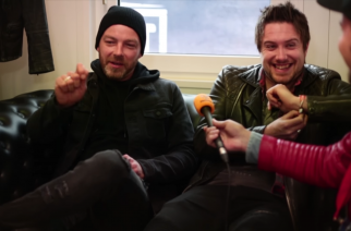 Bullet For My Valentine KaaosTV:n haastattelussa.
