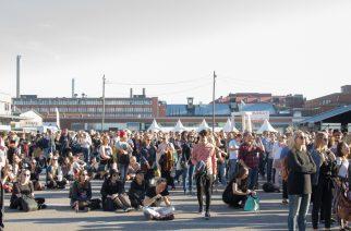 Musiikinystävien kesän startti: Festariennakossa Sideways 2019