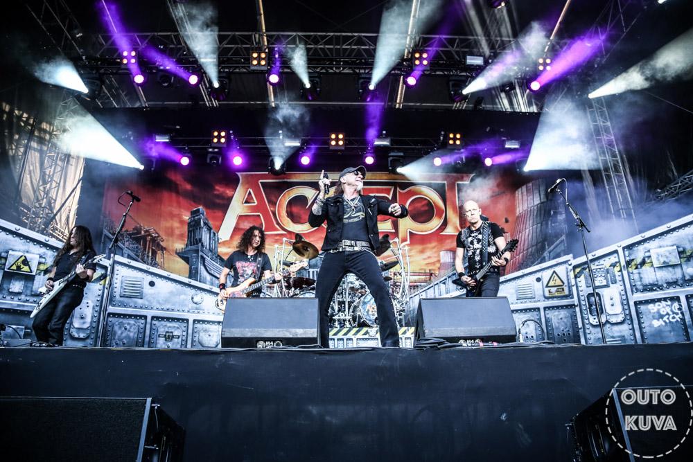 Teutonihevin jättiläinen Accept julkisti kesän Euroopan-keikkansa: yhtye nähdään Suomessa kesän aikana jopa kolmeen otteeseen