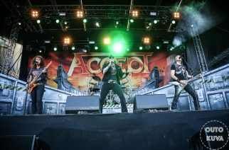 Accept @ South Park Tampere 2018
