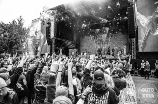 Amorphis @ South Park Tampere 2018