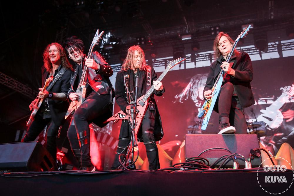 Helloweenilta albumitraileri kesällä julkaistavasta albumista