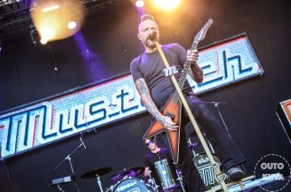 Mustasch @ South Park Tampere 2018