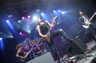 Sturm Und Drangin ja One Desiren Andre Linman ryhtyy opettamaan nuorille rockia Rock Camp -järjestössä