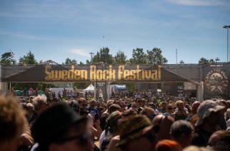 Sweden Rock oli pelkkää auringonpaistetta – 27. kertaa juhlittu festivaali teki historiaa, osa 2