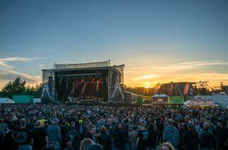 Sweden Rock oli pelkkää auringonpaistetta – 27. kertaa juhlittu festivaali teki historiaa, osa 1