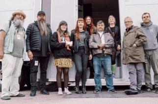 Tuska Open Airilta upea lahjoitus Girls Rock! Finlandille