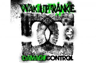 """Wake Up Frankie julkaisi ensimmäisen """"Damage Control""""-singlensä"""
