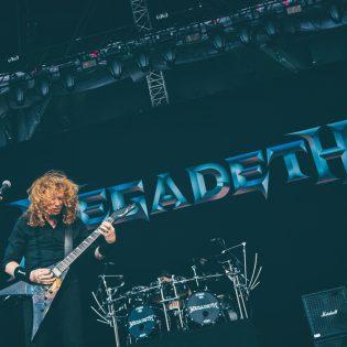 Megadeth - Rockfest 2018
