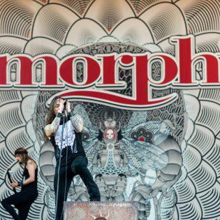 """Osallistu kilpailuun ja voita liput Amorphiksen """"Queen Of Time Tour 2018"""" -kiertueen jokaiselle keikalle"""