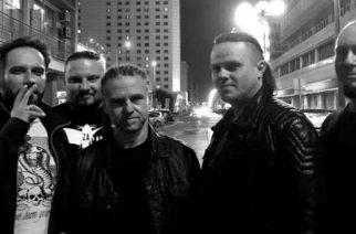 Behemothin ja Dimmu Borgirin jäsenten luotsaama Black River studioon: uusi albumi luvassa ensi vuonna