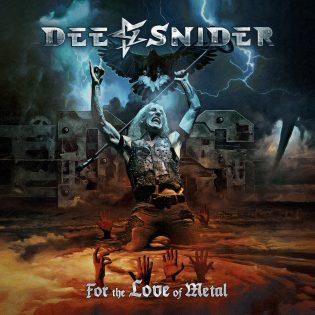"""Yksi hard rockin upeimmista äänistä tekee paluun – arvostelussa Dee Sniderin uusi soololevy """"For The Love Of Metal"""""""