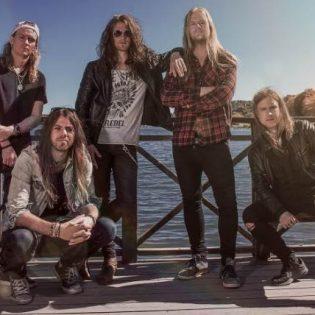 """Rock-yhtye Dynazty julkaisi musiikkivideon tulevan albumin """"The Grey""""-singlestä"""