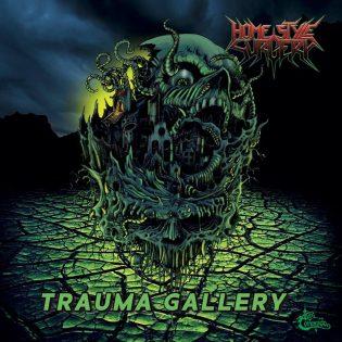 """Home Style Surgeryn thrash metal puristaa kaulasta ja hengittää niskaan – arvostelussa """"Trauma Gallery"""""""