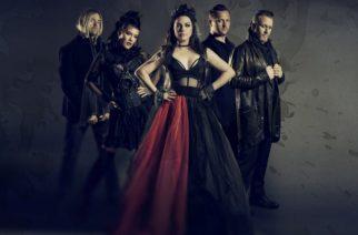 """Evanescencen laulaja Amy Lee: """"Seuraavaksi aloitamme uuden albumin teon"""""""