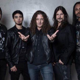 """Brasilialais-italialainen metalliyhtye Angra julkaisi uuden musiikkivideon kappaleestaan """"Magic Mirror"""""""