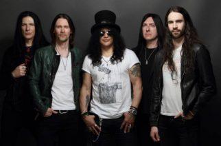"""Slash Featuring Myles Kennedy And The Conspirators-yhtyeen uusi kappale """"Driving Rain"""" kuunneltavissa Spotifyssa"""