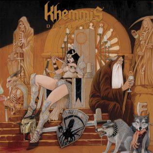 """Khemmiksen """"Desolation"""" on atmosfäärinen doom hevi -albumi"""