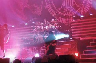 Lamb Of God esiintyi ensimmäisen kerran tuuraavan rumpalin Art Cruzin kanssa: livevideoita keikalta katsottavissa