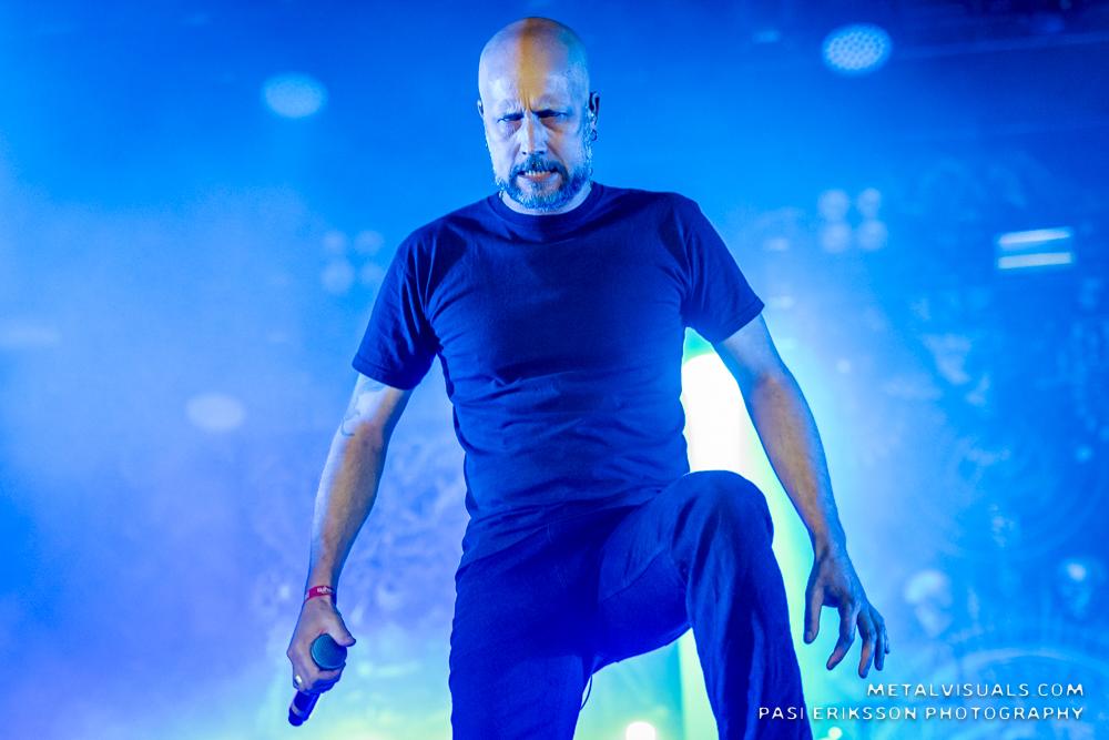 Odotus kasvaa: Meshuggah julkaisi kuvan studion uumenista