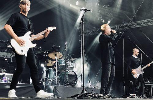 Mew, Tammerfest 2018 kuva: Johanna Ania