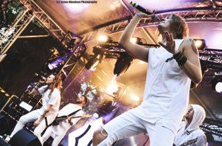 Violent Pop -yhtye Blind Channelin kevään kiertue alkaa Berliinistä