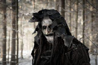 Norjan peikko Mortiis joulukuussa Suomeen
