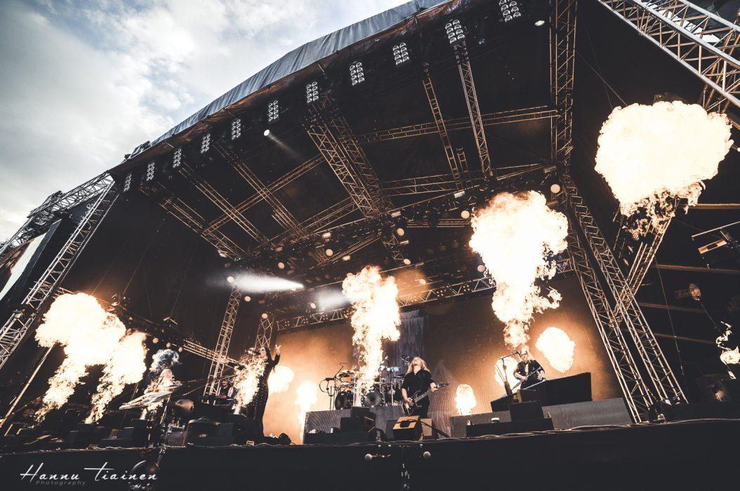 Nightwishin yhdeksännen studioalbumin nauhoitukset ovat alkaneet