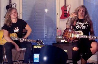 Santa Cruz esittelee uuden kitaristinsa: katso video 19-vuotiaan Pav Cruzin taidonnäytteestä