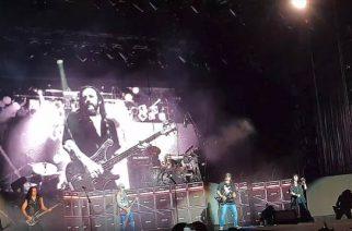 """Scorpions sekä Motörhead -kitaristi Phil Campbell coveroivat Motörheadin """"Overkillin"""" Espanjassa"""