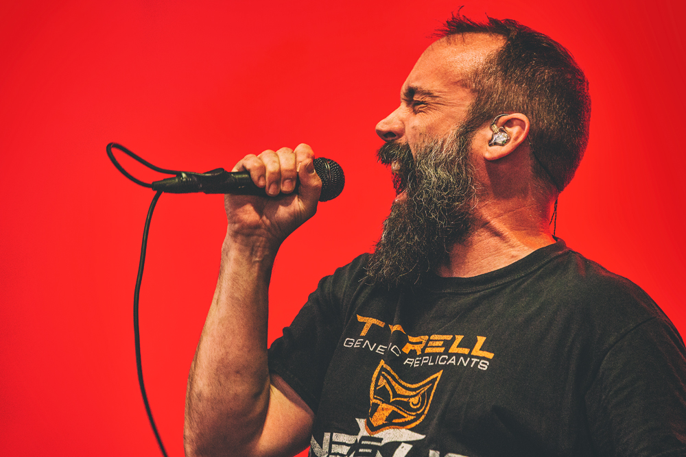 Clutch yhdisti voimansa Lamb Of God -solisti Randy Blythen kanssa