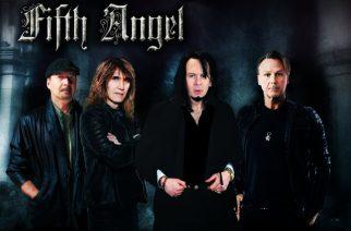 Fifth Angelin miehistössä muutoksia: Ed Archer palaa yhtyeen kitaristiksi
