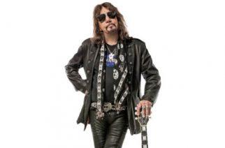 """Kiss-legenda Ace Frehleylta uusi sooloalbumi lokakuussa: uusi kappale """"Rockin' With The Boys"""" kuunneltavissa"""