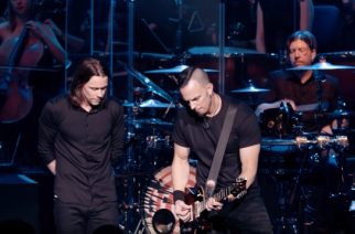 """Alter Bridge -yhtyeen Myles Kennedy: """"Olemme aloittaneet valmistelut seuraavaa studioalbumia varten"""""""