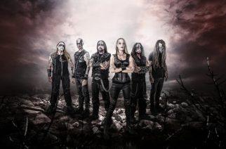 Bleeding Godsin rivistössä muutoksia: yhtye vaihtaa basistia