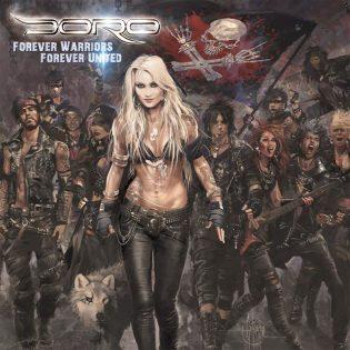 """Tuplajulkaisu tarjoaa tuplamäärältään keskinkertaisia näytteitä – arviossa Doron kolmastoista kokopitkä """"Forever Warriors/Forever United"""""""