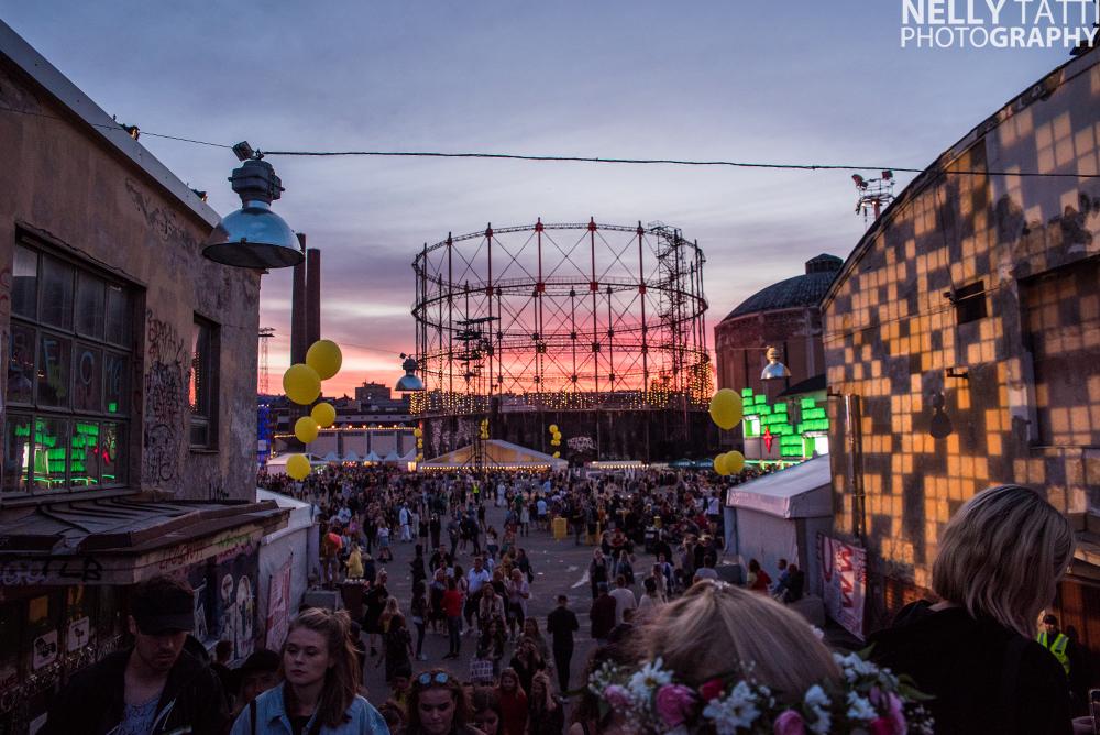 Flow Festival kokosi viikonloppuna Suvilahteen 83 000 kävijää