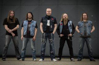 Viron heavy metal -pioneeri Herald kahdelle klubikeikalle Suomeen marraskuussa