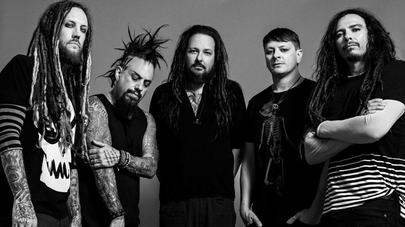 """Kornin James """"Munky"""" Shaffer on jättäytynyt pois yhtyeen loppuviikon keikoilta iloisen perhetapahtuman vuoksi"""