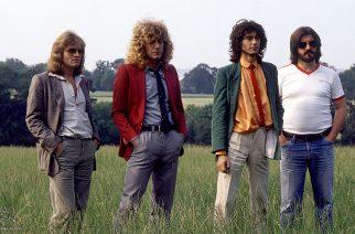Led Zeppelin julkaisee vaatekokoelman Vansin kanssa