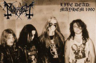 Mayhemin Deadin aikainen tuotanto julkaistaan upeana vinyylikokoelmana marraskuussa