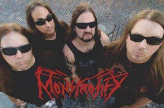 Kuolemaa suoraan Floridasta: Monstrosityn uusi kappale kuunneltavissa