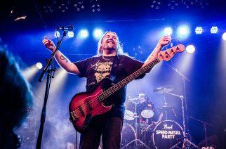 Speed Metal Partyn 30-vuotisjuhlat Tampereen Klubilla