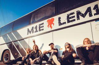 Lemin lahja Stam1na saanut valmiiksi kahdeksannen albuminsa: uusi albumi ilmestyy lokakuussa