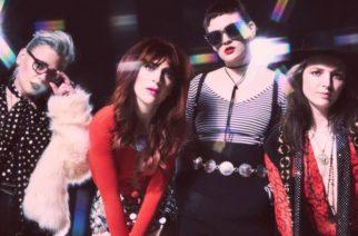 Rock-yhtye Thunderpussy klubikeikalle On The Rocksiin syyskuussa