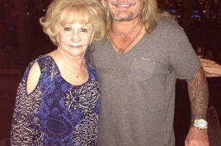 Mötley Crüe -keulakuva Vince Neilin äiti menehtyi syöpään