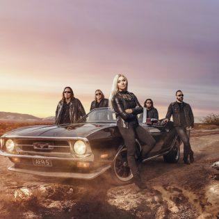 Melodisen groovaavaa hard rockia Oulusta – Afire tarjoilee esimakua tulevalta pitkäsoitoltaan